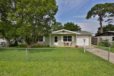 Port Orange Single Family Home For Sale: 5116 Pineland Avenue