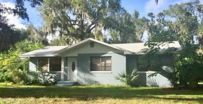 Daytona Beach Single Family Home For Sale: 908 Flomich Street