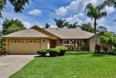 Port Orange Single Family Home For Sale: 729 Park Ridge Circle