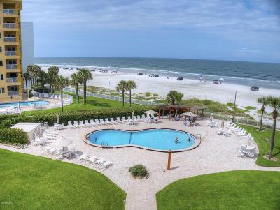 New Smyrna Beach Condo/Townhouse For Sale: 601 N Atlantic Avenue #406