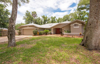 Tomoka Oaks Single Family Home For Sale: 19 Janet Circle