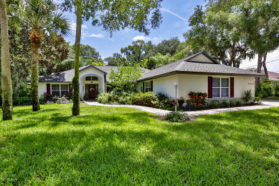 Port Orange Single Family Home For Sale: 5822 Boggs Ford Road