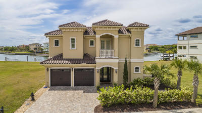 Palm Coast Single Family Home For Sale: 322 N Harbor Village Point
