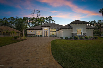 Bunnell FL Single Family Home For Sale: $435,000