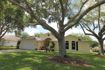 Port Orange Single Family Home For Sale: 763 Foxhound Drive