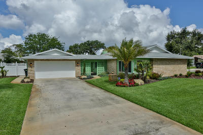 Palm Coast FL Single Family Home For Sale: $265,000
