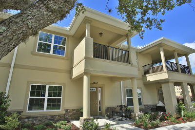 Volusia County Attached For Sale: 3459 Medici Boulevard