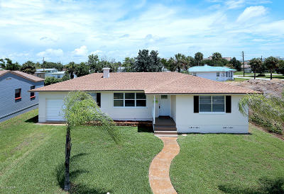 Daytona Beach Single Family Home For Sale: 295 Morningside Avenue