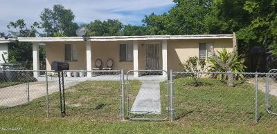 Daytona Beach Single Family Home For Sale: 559 Fairmount Road