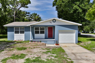Daytona Beach Single Family Home For Sale: 900 Vernon Street