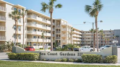 New Smyrna Beach Condo/Townhouse For Sale: 4153 S Atlantic Avenue #306