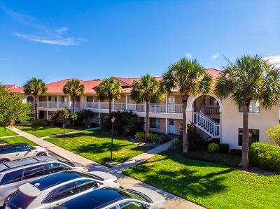 New Smyrna Beach Condo/Townhouse For Sale: 406 Bouchelle Drive #205