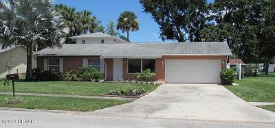 Port Orange Single Family Home For Sale: 1341 Ana Maria Circle