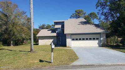 Ormond Beach Single Family Home For Sale: 5 Pine Shadows Trail