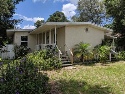 Daytona Beach Single Family Home For Sale: 1215 Ginsberg Drive
