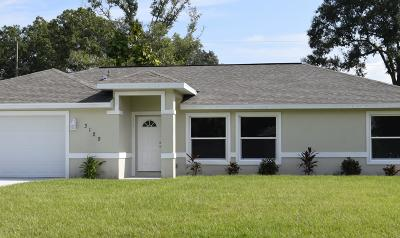 Volusia County Single Family Home For Sale: 3129 Pine Tree Drive