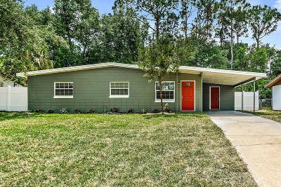Daytona Beach Single Family Home For Sale: 1625 3rd Street