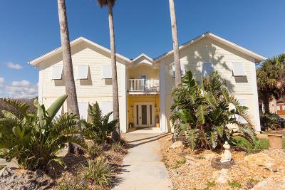 Flagler Beach Single Family Home For Sale: 3398 N Ocean Shore Boulevard