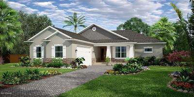 New Smyrna Beach Single Family Home For Sale: 3319 Modena Way