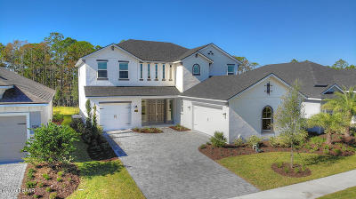 Port Orange Single Family Home For Sale: 6172 W. Fallsgrove Lane