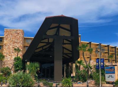Daytona Beach Shores Condo/Townhouse For Sale: 2301 S Atlantic Avenue #217