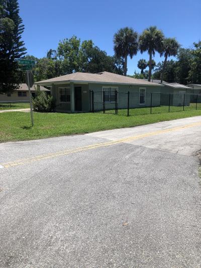 Daytona Beach Single Family Home For Sale: 511 George Street