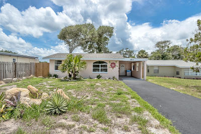 Ormond Beach Single Family Home For Sale: 60 Hibiscus Drive