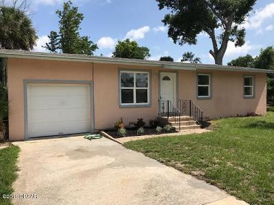 Ormond Beach Single Family Home For Sale: 93 McAlister Drive