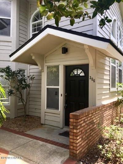 Volusia County Rental For Rent: 596 N Nova Road #306