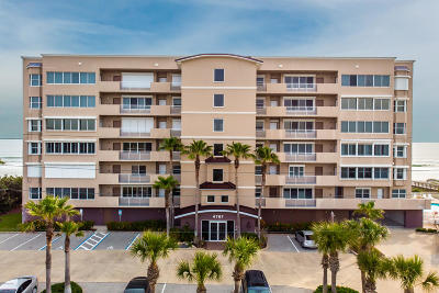 Ponce Inlet, South Daytona, Wilbur-by-the-sea Condo/Townhouse For Sale: 4767 S Atlantic Avenue #603