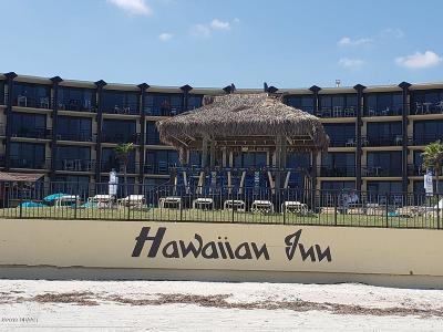 Daytona Beach Shores Condo/Townhouse For Sale: 2301 S Atlantic Avenue #126