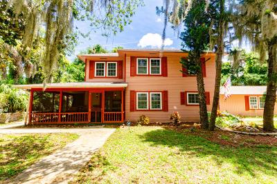 Ormond Beach Single Family Home For Sale: 55 N Ridgewood Avenue