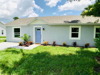 Deltona Single Family Home For Sale: 1229 Fountainhead Drive