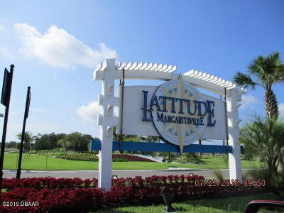 Daytona Beach Attached For Sale: 307 Island Breeze Avenue