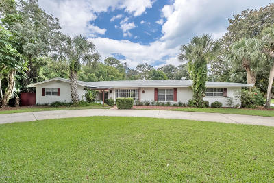 Ormond Beach Single Family Home For Sale: 585 John Anderson Drive