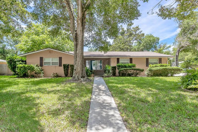 Tomoka Oaks Single Family Home For Sale: 6 Oakmont Circle