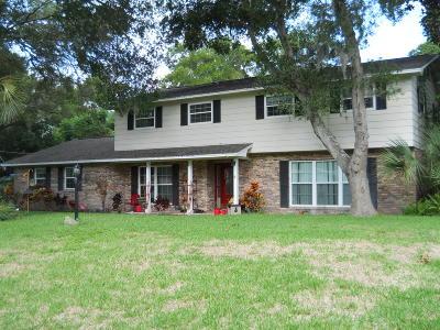 Tomoka Oaks Single Family Home For Sale: 14 Oakmont Circle