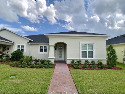 Volusia County Attached For Sale: 3332 Torre Boulevard