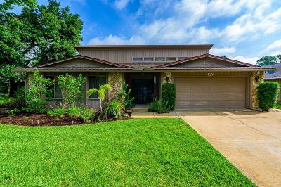 Daytona Beach Single Family Home For Sale: 128 Spoonbill Court
