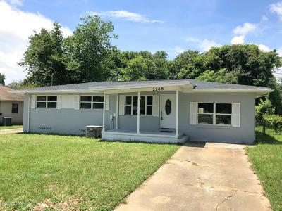South Daytona Single Family Home For Sale: 2268 Garfield Drive