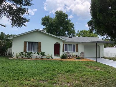 Daytona Beach Single Family Home For Sale: 1303 Granada Avenue