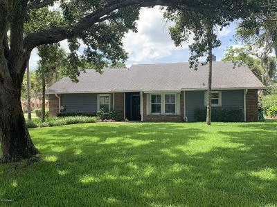 Daytona Beach Single Family Home For Sale: 100 Killdeer Court