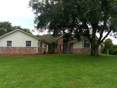 Port Orange FL Single Family Home For Sale: $399,000