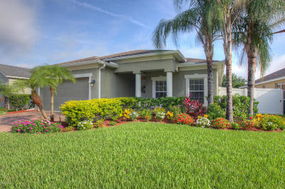 Port Orange FL Single Family Home For Sale: $282,900