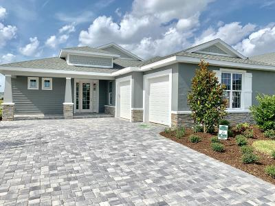 New Smyrna Beach Single Family Home For Sale: 3085 Borassus Lot 24 Drive