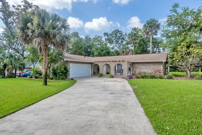 Ormond Beach Single Family Home For Sale: 912 Village Drive