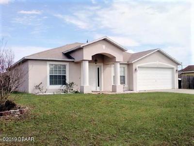 Deltona  Single Family Home For Sale: 221 Citation Avenue