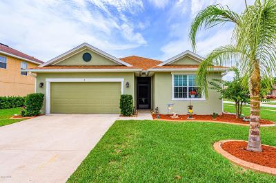 Ormond Beach Single Family Home For Sale: 2 Cantilever Court