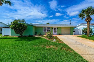 Ormond Beach FL Single Family Home For Sale: $285,000
