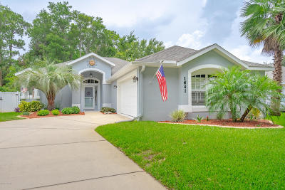 Port Orange Single Family Home For Sale: 1641 Town Park Drive